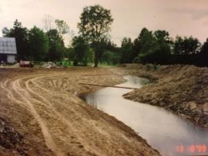 Teispere lugu - maaparandus 1998